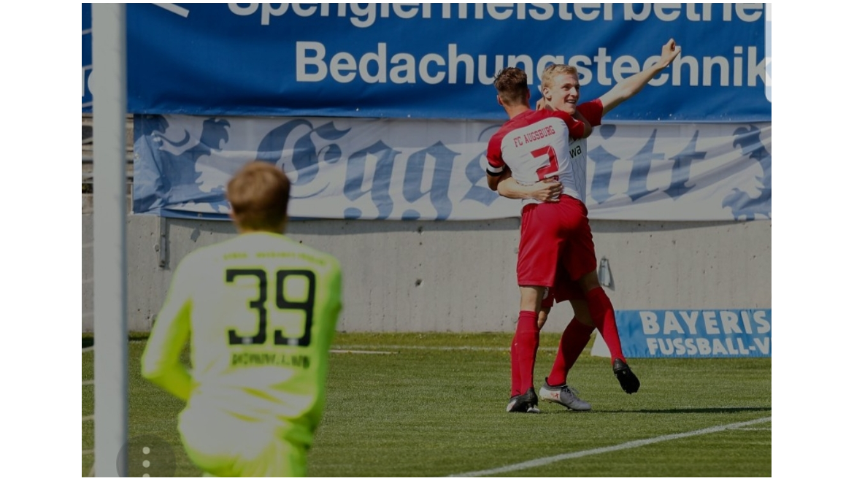 Jonas Greppmeir erzielt Premierentreffer gegen 1860 München