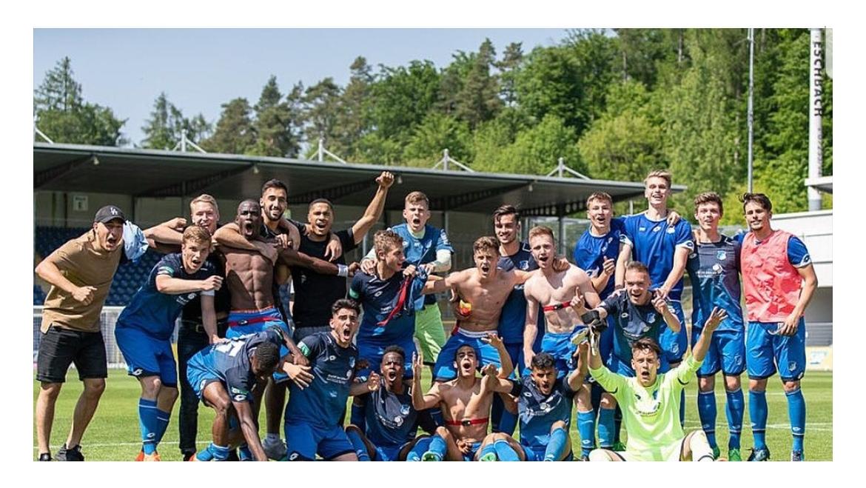 Mitreißender U19 Bundesliga Abschluss