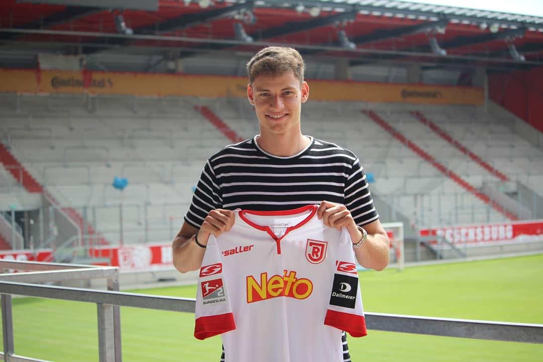 Maxi Thalhammer wechselt zu Jahn Regensburg