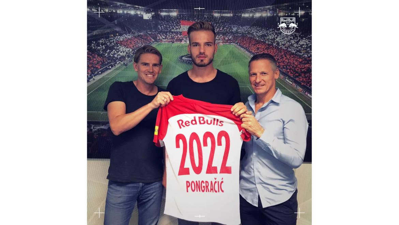 Marin Pongračić verlängert bis 2022