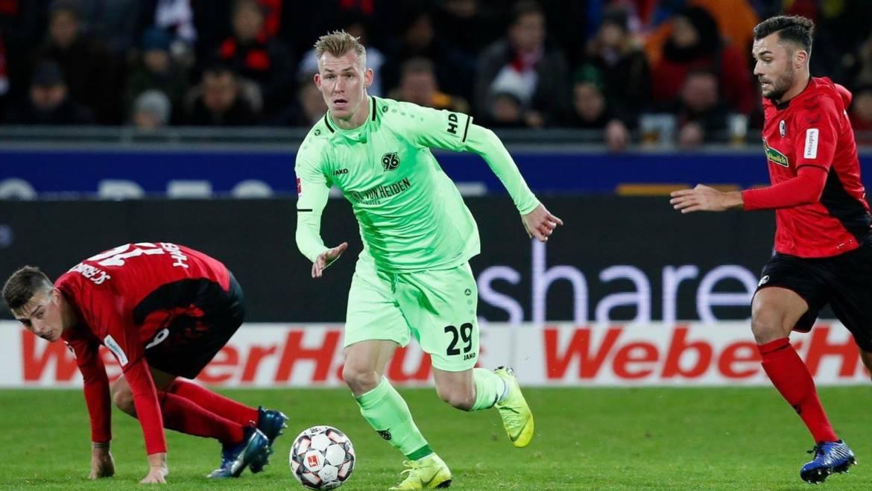 Benjamin Hadzic gibt sein Bundesliga-Debüt