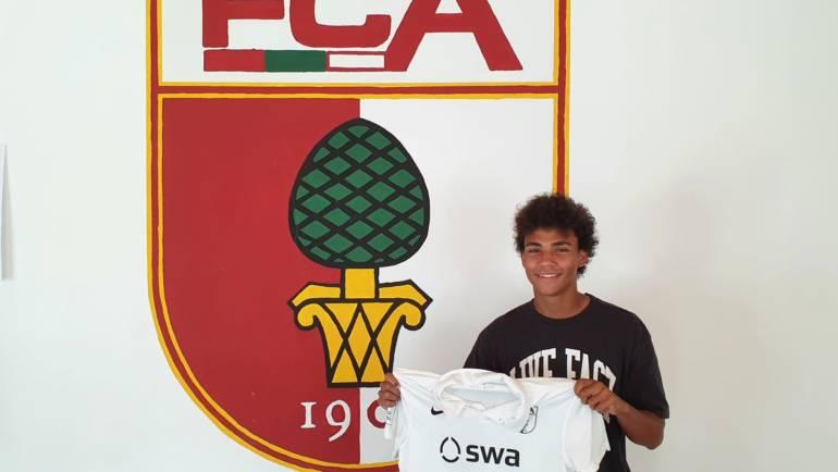 Henri Koudossou wechselt zum FC Augsburg